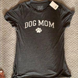 So soft DOG MOM 🐶 tshirt